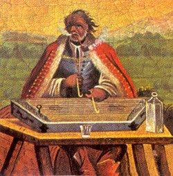 cimbalom speler